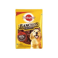 PEDIGREE® Ranchos™ Oxe 70g