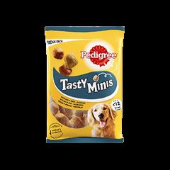 PEDIGREE® Tasty Minis Kyckling & Anka
