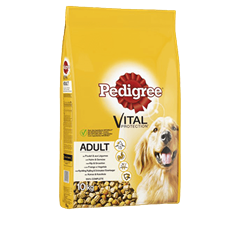 PEDIGREE® Vital Protection™ Adult med Kyckling 10kg