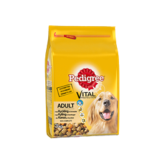 PEDIGREE® Vital Protection™ Adult med Kyckling