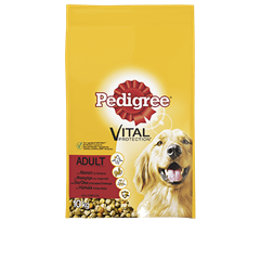 PEDIGREE® Vital Protection™ Adult med Oxe 10kg