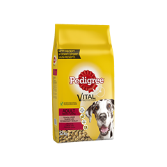 PEDIGREE® Vital Protection Maxi >25kg med Oxkött