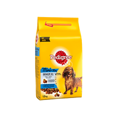 PEDIGREE® Vital Protection™ Mini < 10 kg Senior Kyckling