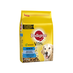 PEDIGREE® Vital Protection™ Senior med Kyckling