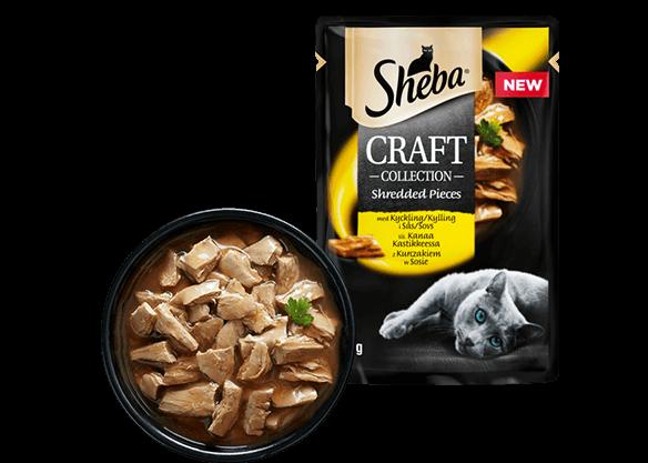 Sheba® Craft  Kyckling