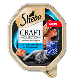 Sheba® Craft Tonfisk