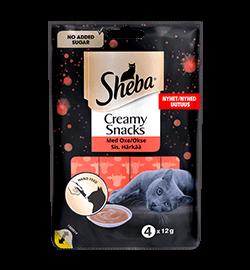 Sheba® Creamy Snacks Oxe