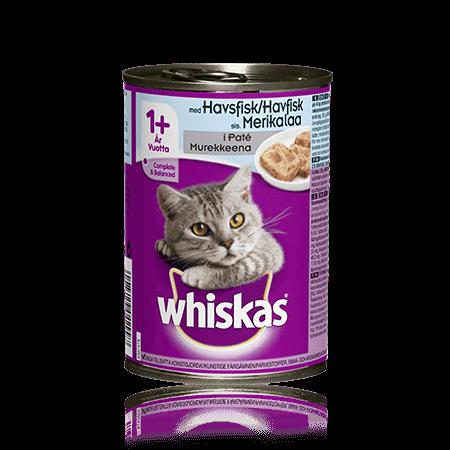 Whiskas® Havsfisk