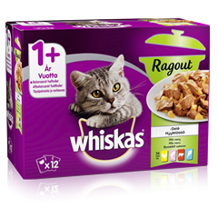 Whiskas® Ragout Mix Meny