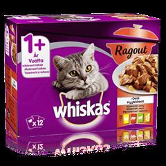 Whiskas® Ragout Klassisk Meny