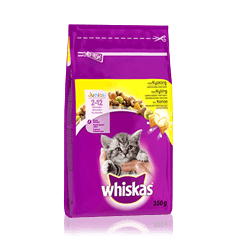 Whiskas® Junior Kyckling