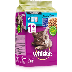 Whiskas® Mini Menu Fisk