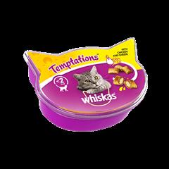Whiskas® Temptations Kyckling och Ost