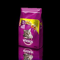 Whiskas suha hrana s Piščancem 7+ 950 g