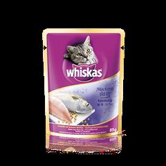 วิสกัส แบบซอง แมวโต 1+ <br/>ปลาทู