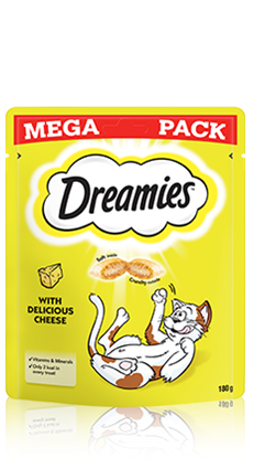 Dreamies™ Cheese 180g