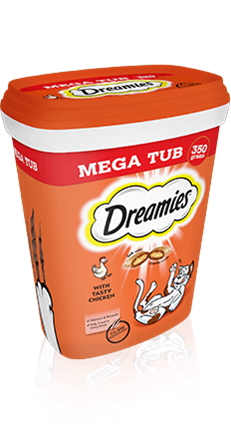 Dreamies™ Chicken 350g