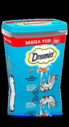 Dreamies™ Tub Salmon