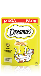 Dreamies™ Cheese 200g