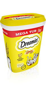 Dreamies™ Cheese 350g