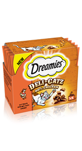 Dreamies™ Deli-Catz 80% Chicken