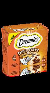Dreamies™ Deli-Catz 80% Chicken
