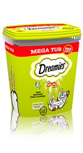 Dreamies™ Tub Tuna