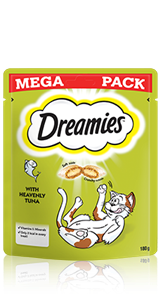 Dreamies™ Tuna 180g
