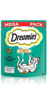 Dreamies™ Turkey 200g