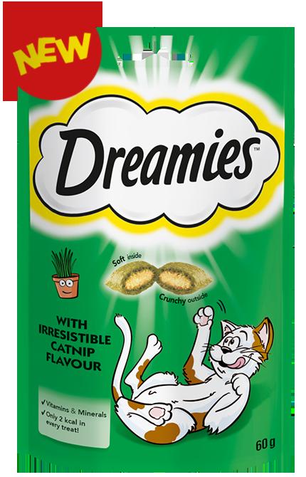 Dreamies™ Catnip