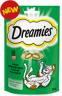 Dreamies™ Catnip