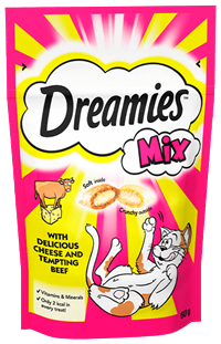 Dreamies™ Cheese and Beef