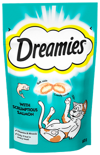 Dreamies™ Salmon