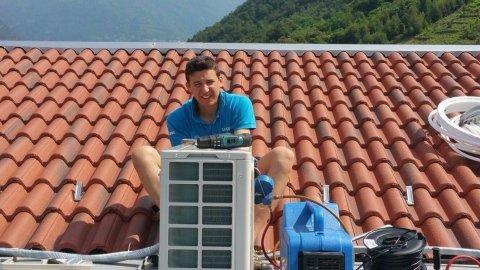 vendita installazione manutenzione condizionatori