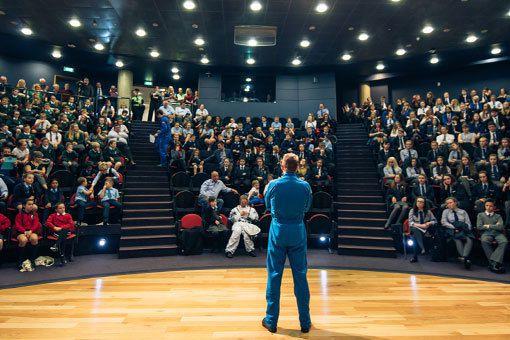 Lecture Theatre W5 Stack 2