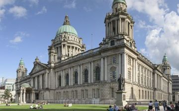 Belfast, Derry and Giant's Causeway Deitägige Tour ab Dublin