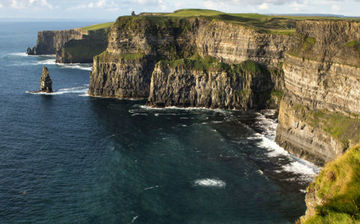 CLIFFS OF MOHER Day Tour aus Dublin