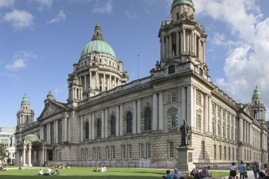 Belfast, Derry and Giant's Causeway Deitägige Tour ab Dublin