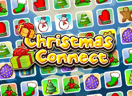Christmas Connect.إلعب Christmas Connect مجانا