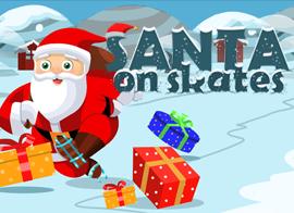 סנטה המחליק