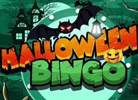 Halloween bingo mobilra