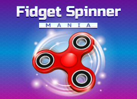 Stress removing fidget spinner  Played on 1568642871