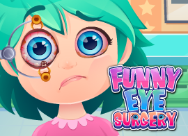 Funny Eyes Surgery