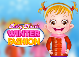 Baby Hazel Winter Fashion