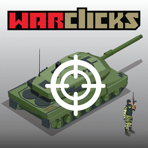 War Clicks | Idle and Clicking Game | Every click matters!