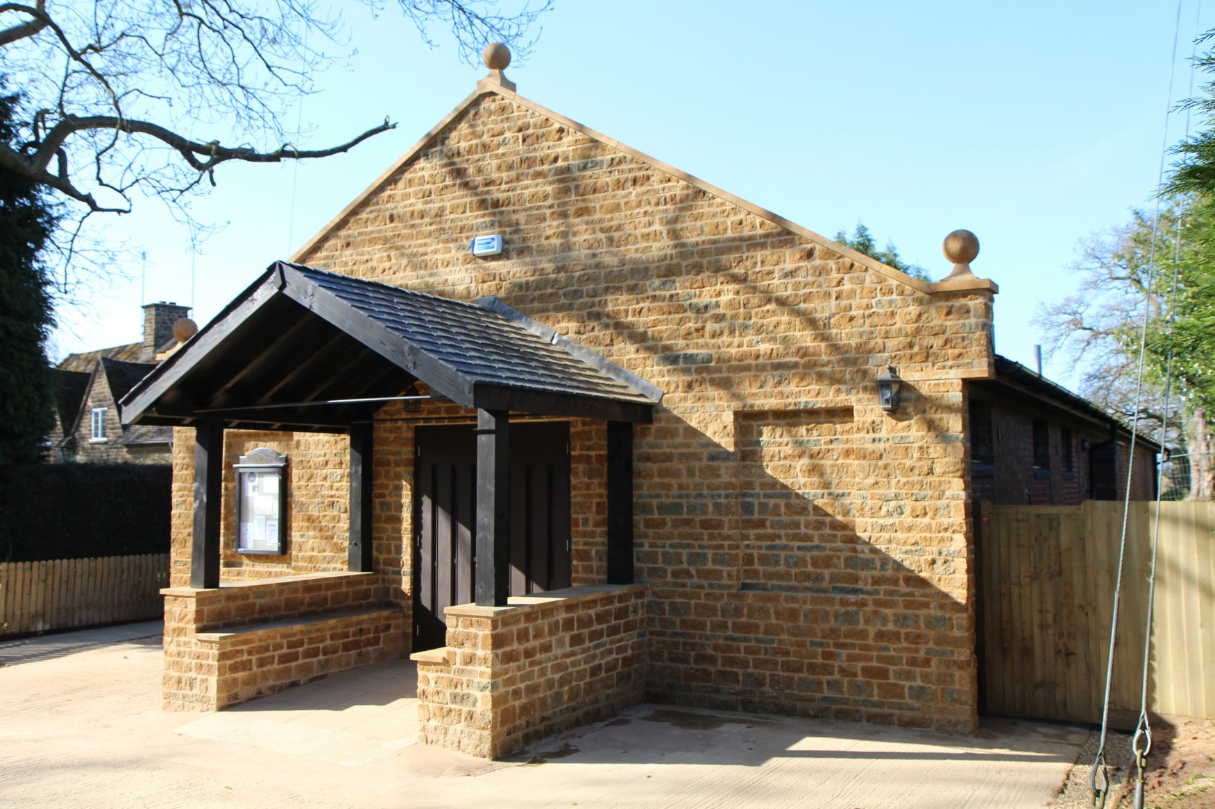 Wardington Memorial Hall