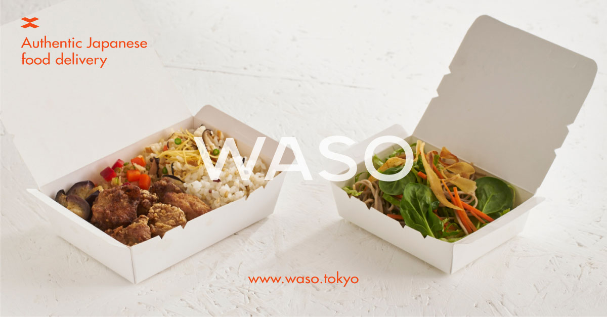 Waso japanese lunch delivery in london forumfinder Image collections