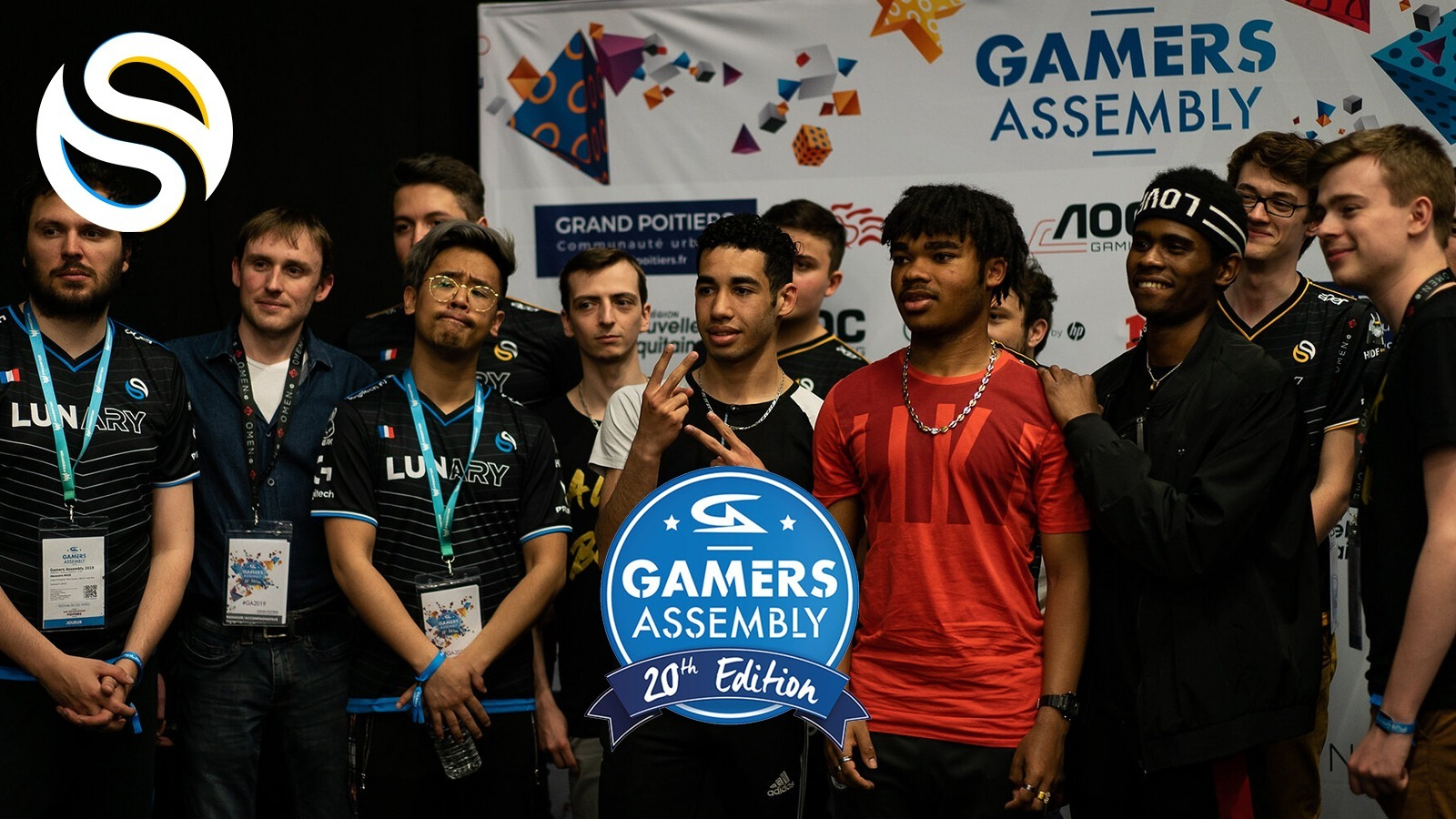 les-solary-a-la-gamers-assembly-2019