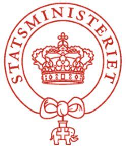 Taleskriver - Statsministeriet
