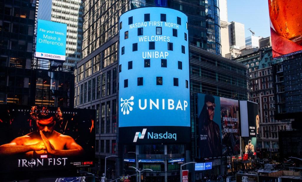 CFO till Unibap